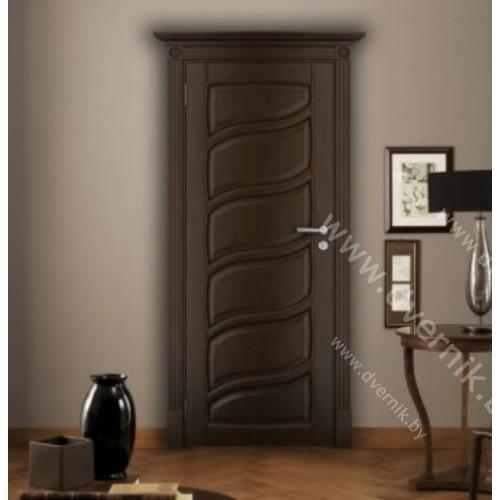 Двери из массива ольхи Дорвуд