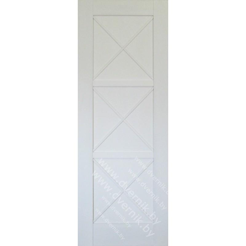 """Межкомнатная дверь из массива """"Стандарт""""-25"""