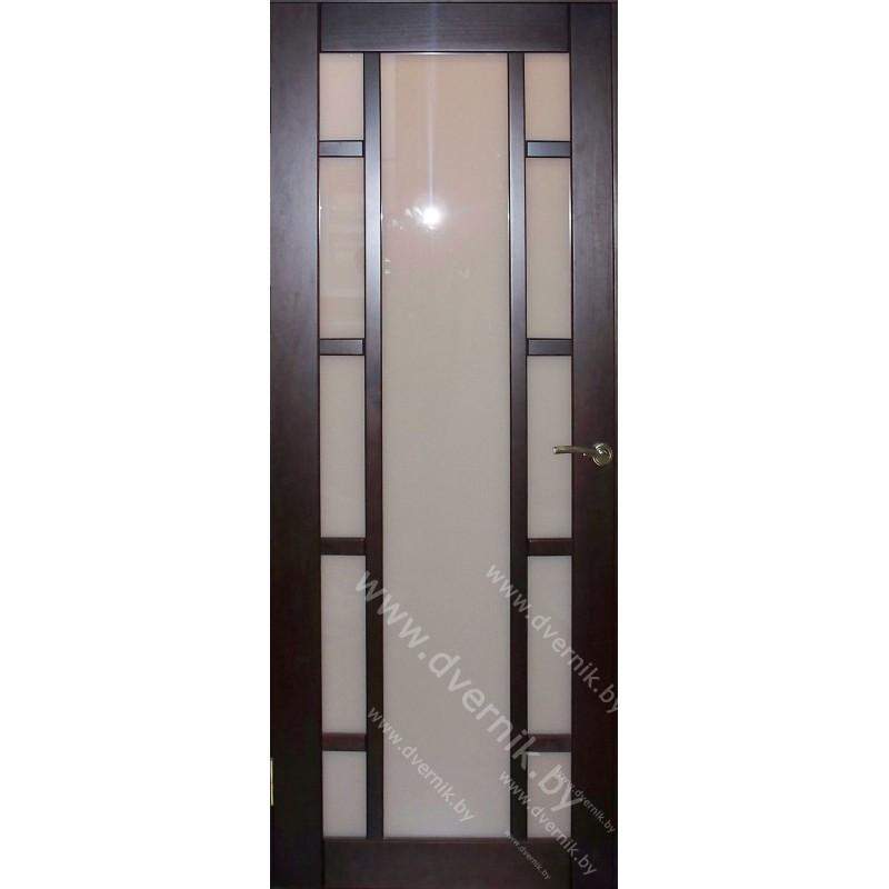 """Межкомнатная дверь из массива """"Стандарт""""-5"""