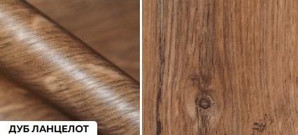 Матовые древесные премиум - дуб ланценот