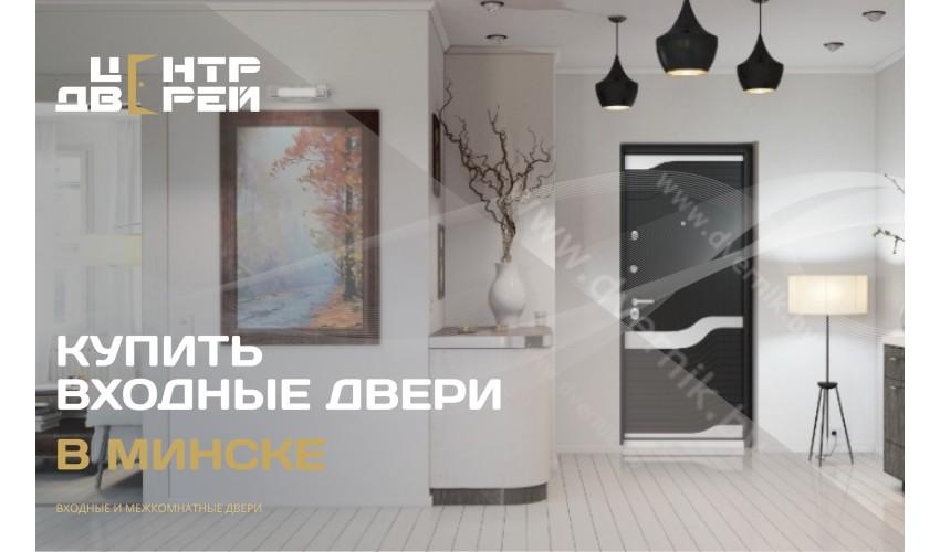 Купить входные двери в Минске
