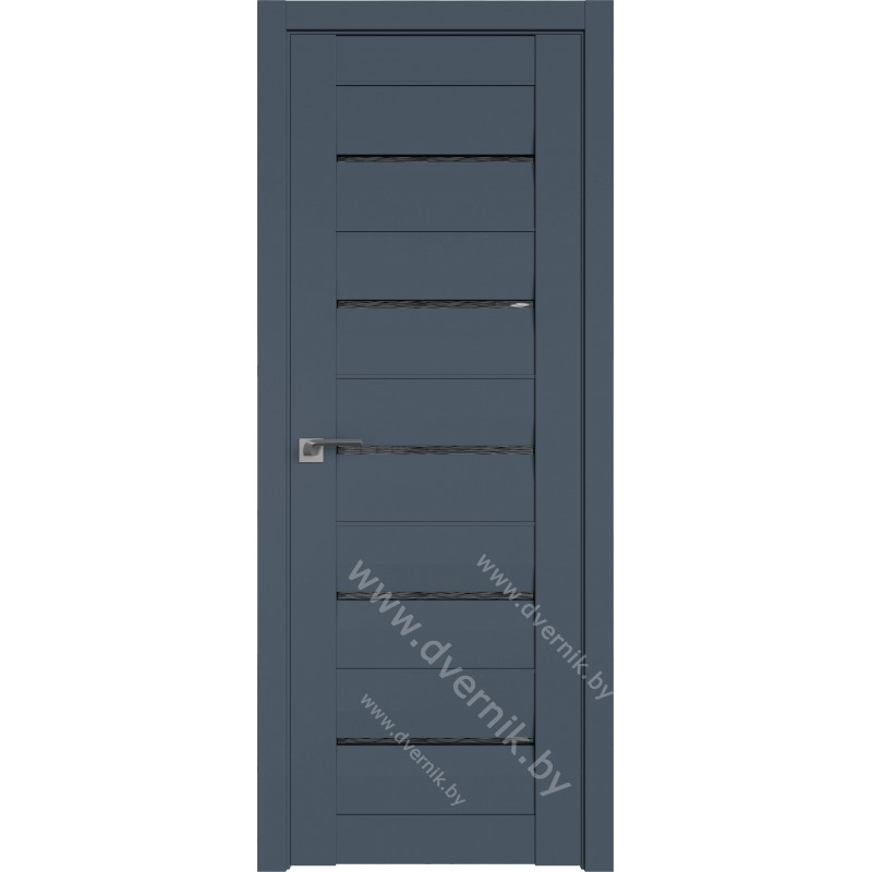 Белая дверь UNILACK Profil doors 48U