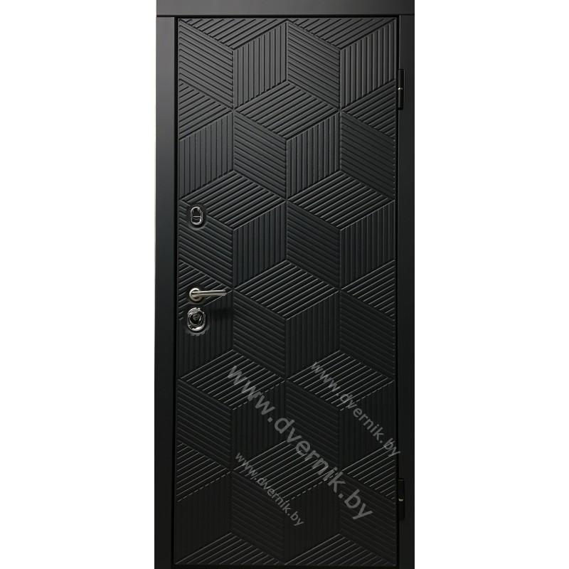 Входная дверь М-1 в стиле модерн