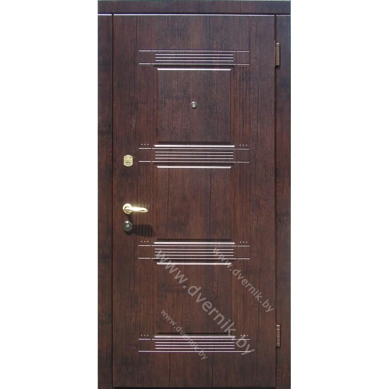 Входная металлическая дверь К-48