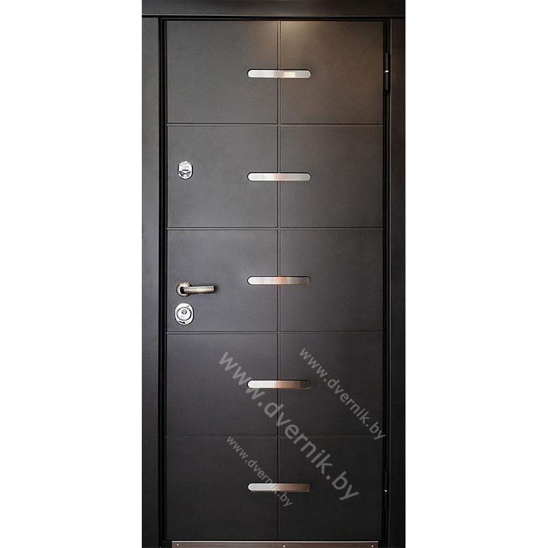 Входная металлическая дверь М-2