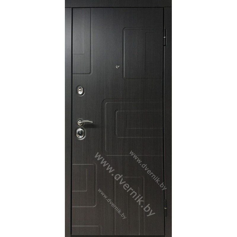 Входная металлическая дверь М-34