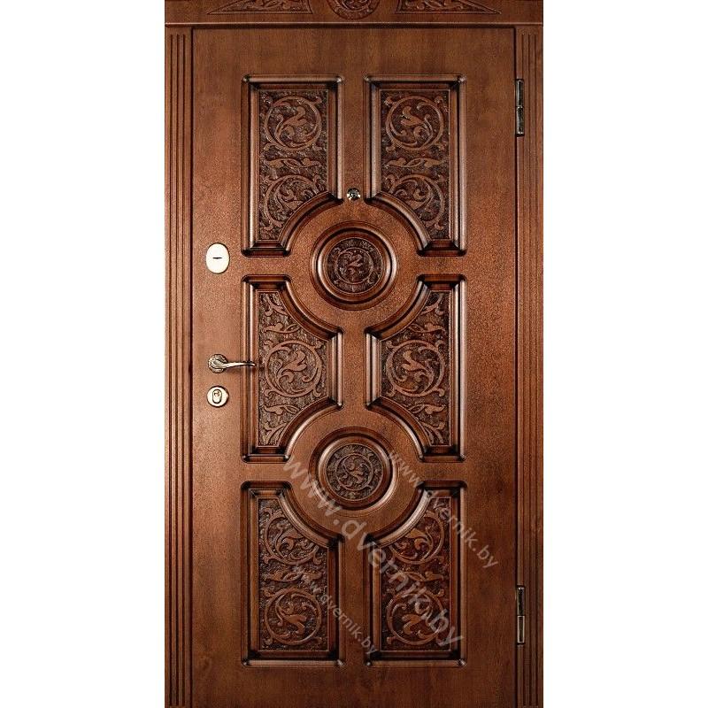 Входная металлическая дверь ХК-2