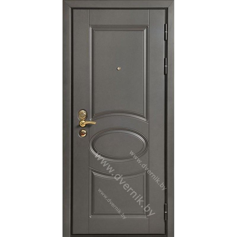 Входная металлическая дверь К-19
