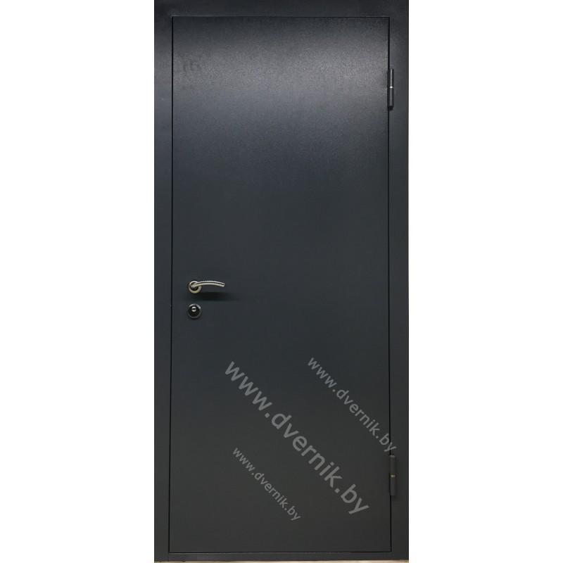 Входная металлическая дверь П-2