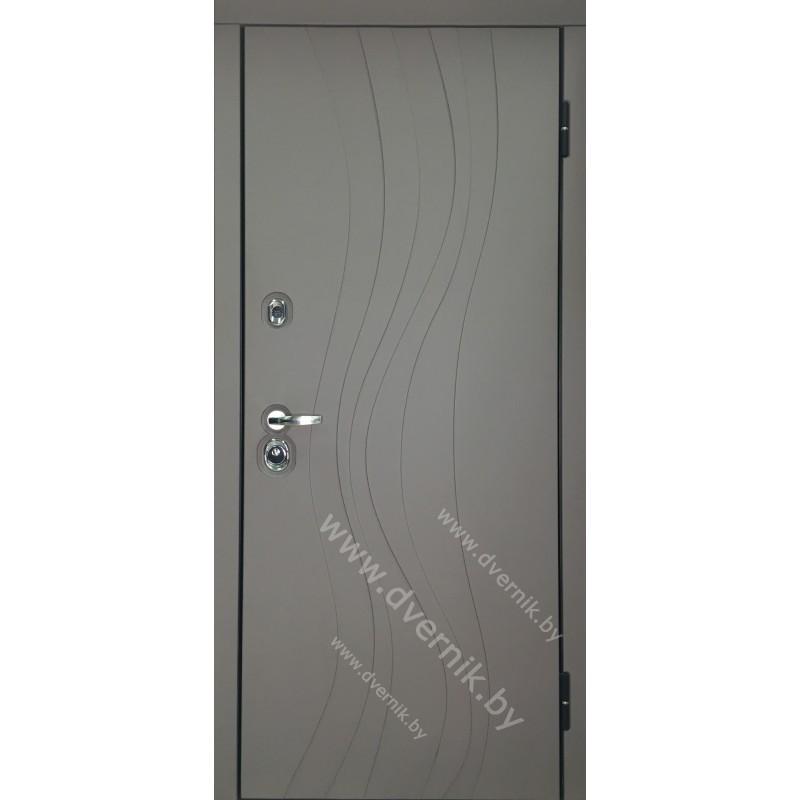 Входная металлическая дверь М-12