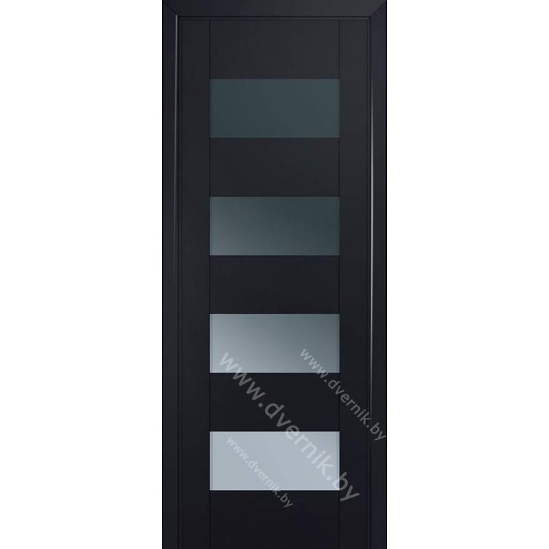 Белая дверь UNILACK Profil doors 46U