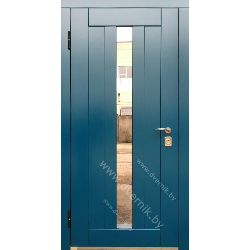 Входная металлическая дверь М-61-4