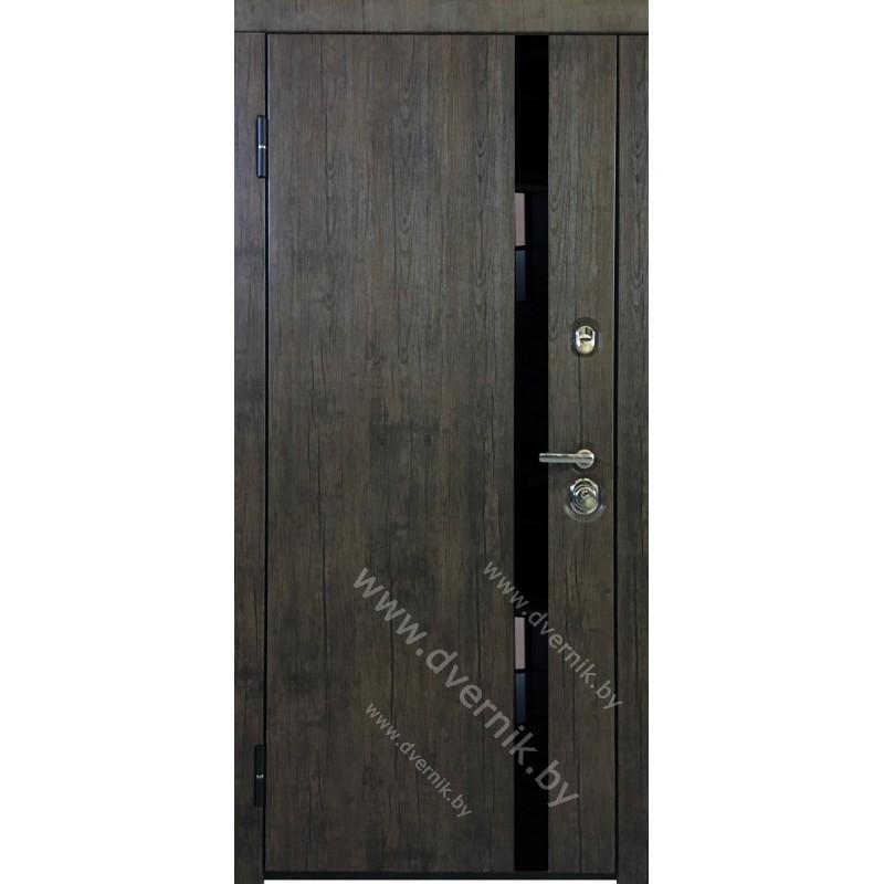 Входная металлическая дверь М-47