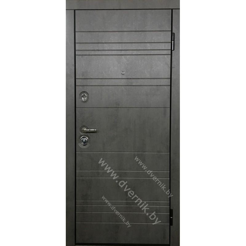 Входная металлическая дверь М-17