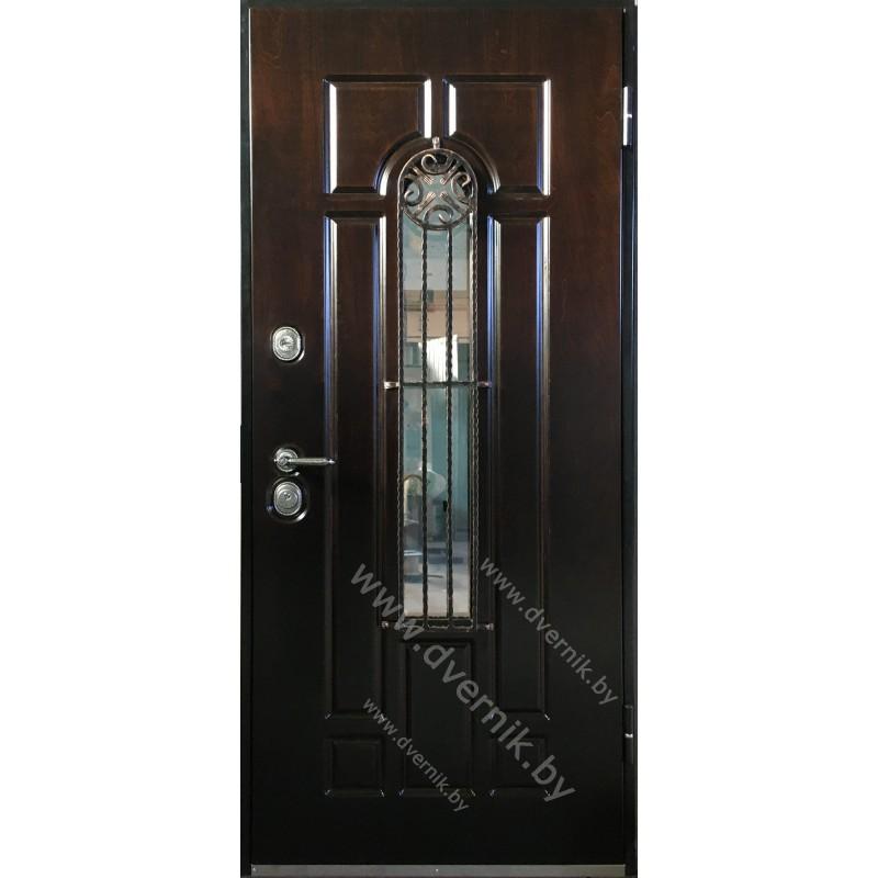 Входная металлическая дверь К-70