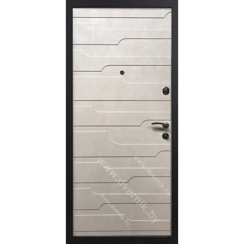 Входная металлическая дверь М-43