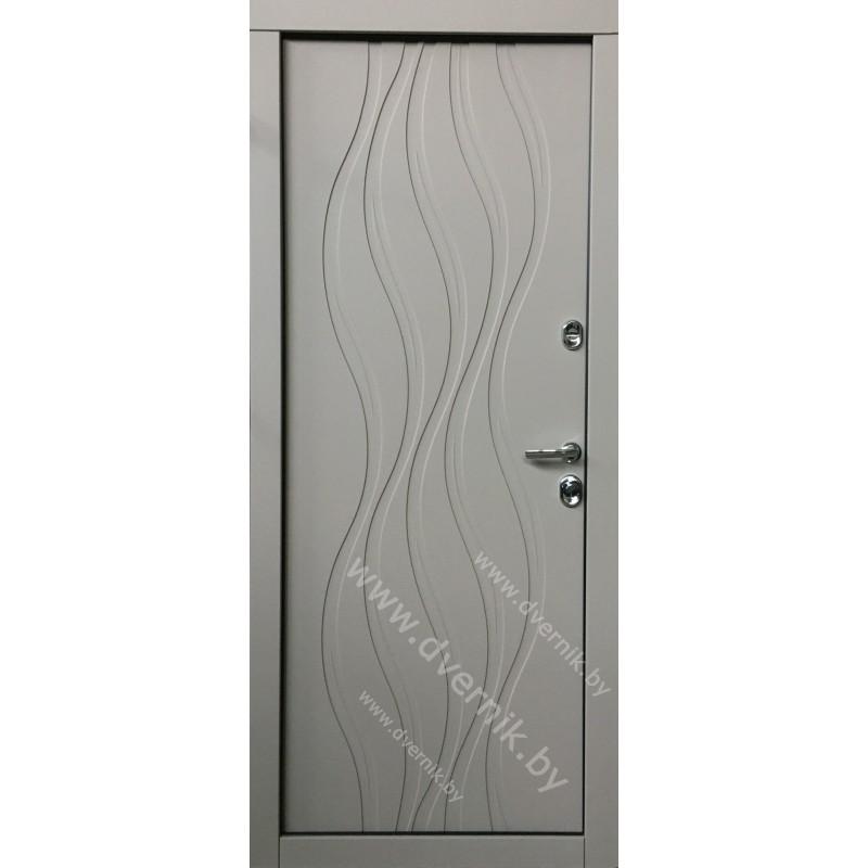 Входная металлическая дверь М-33