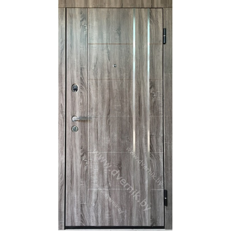 Входная металлическая дверь М-37