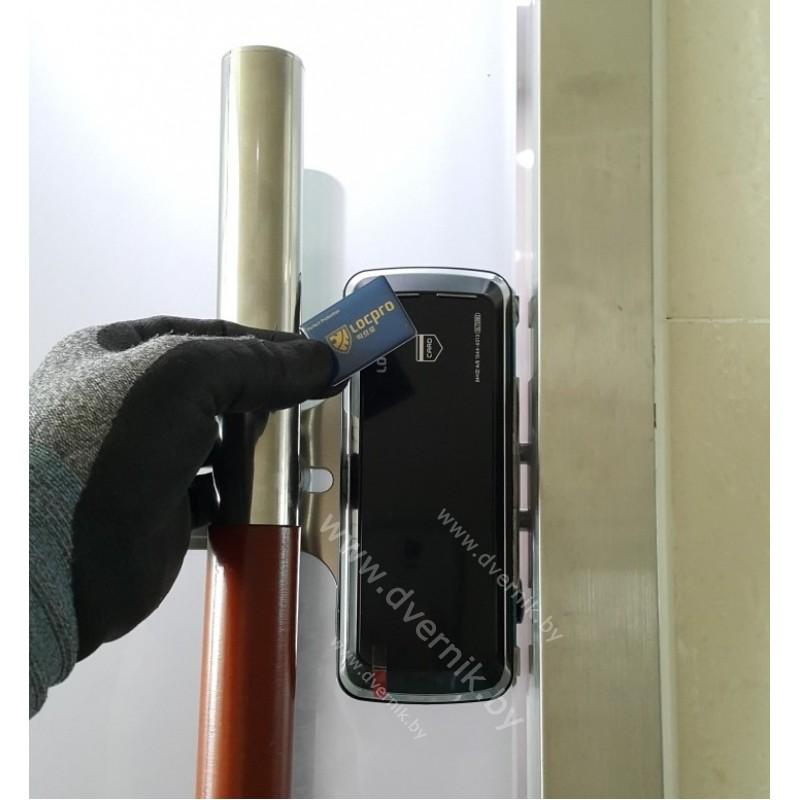 Цифровой дверной замок для стеклянной двери LOCPRO GL725B2