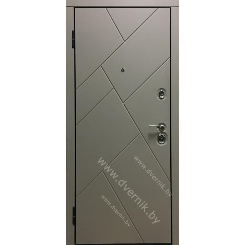Входная металлическая дверь М-38