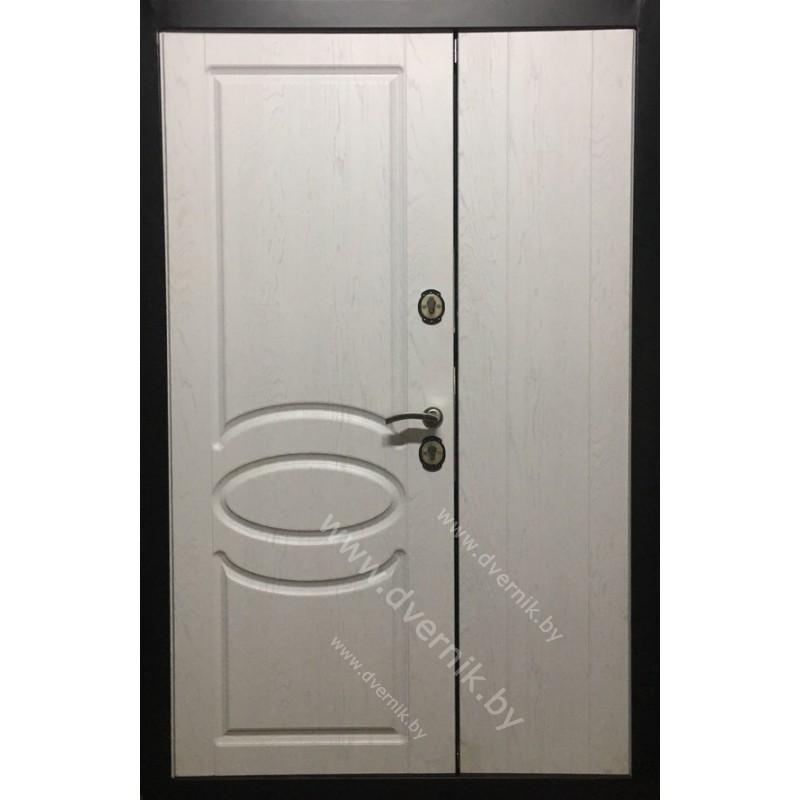 Входная двухстворчатая дверь К-19-ДВ