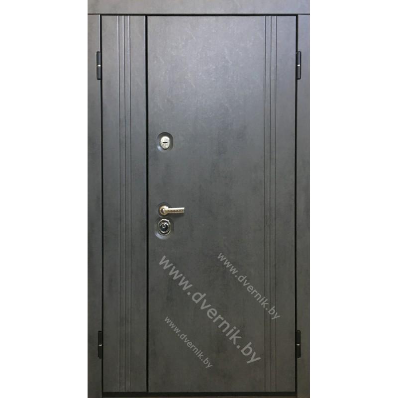 Входная металлическая дверь М-16-ДВ