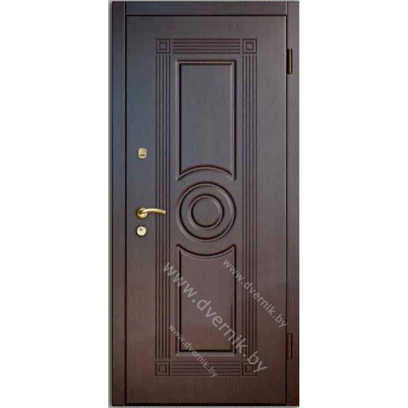 Входная металлическая дверь К-44