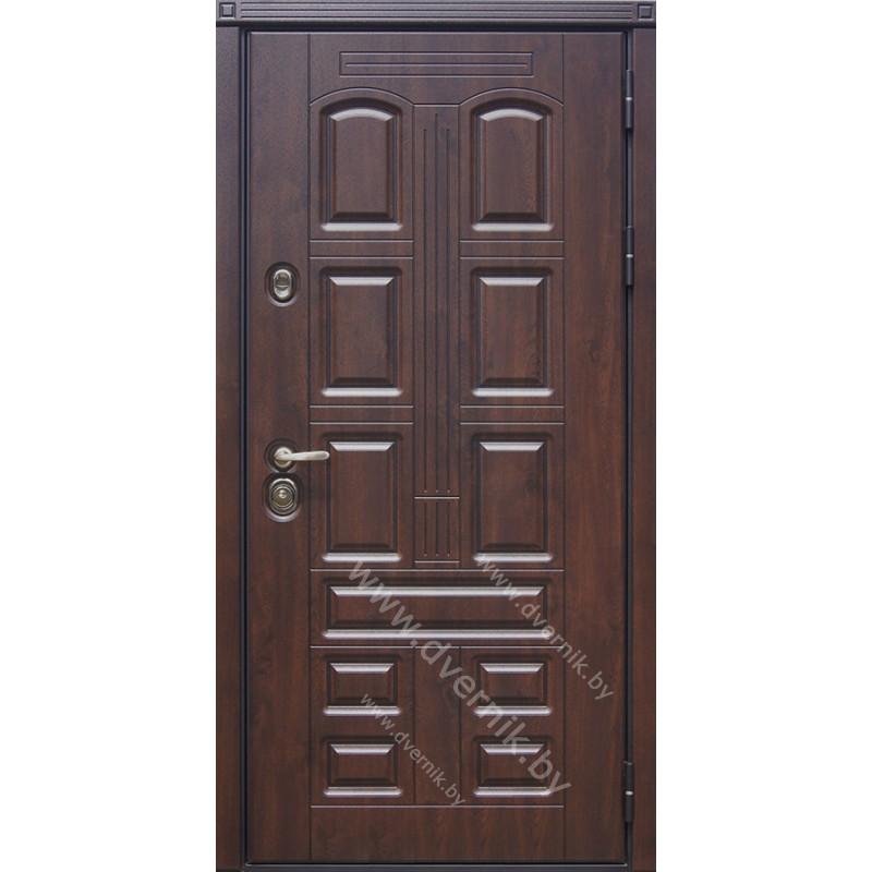 Входная металлическая дверь К-55