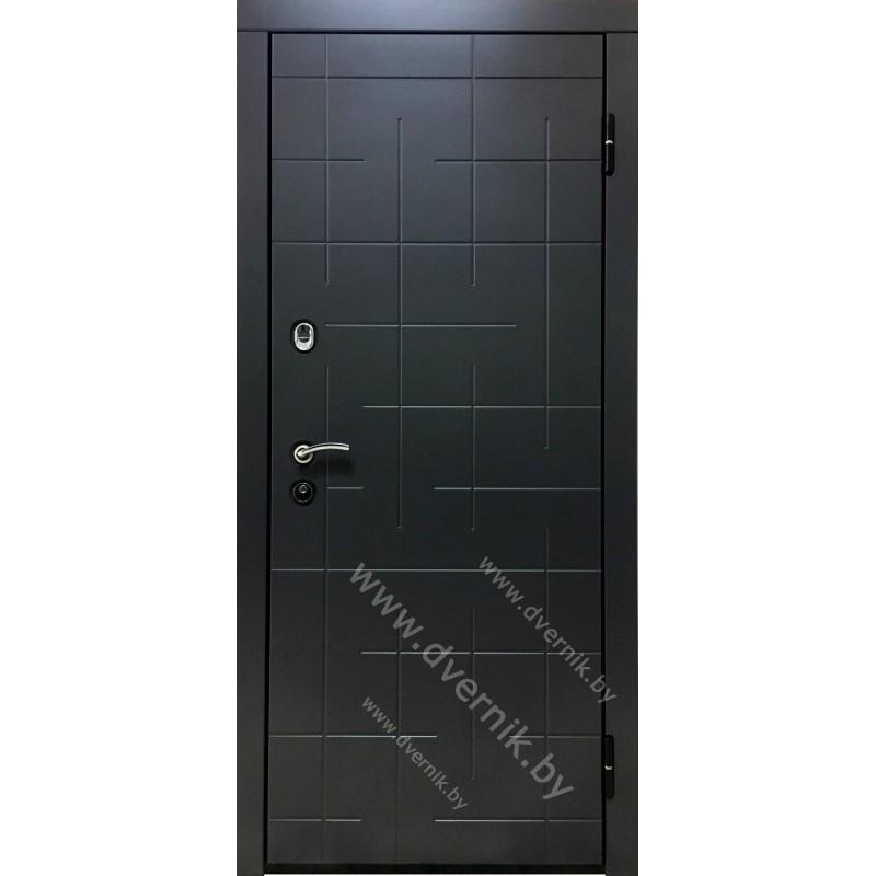 Входная металлическая дверь М-20