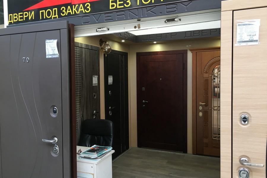 Салон входных дверей в Минске