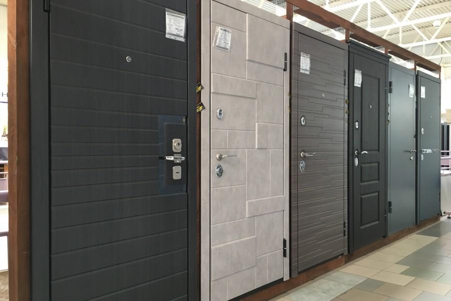 Входные двери модерн
