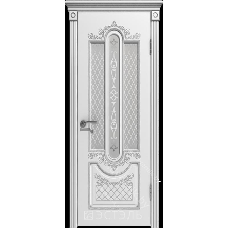 Межкомнатная дверь эмаль Александрия ДО