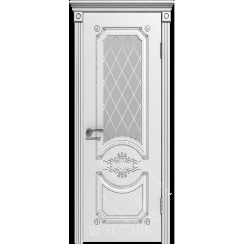 Межкомнатная дверь эмаль Милана ДО