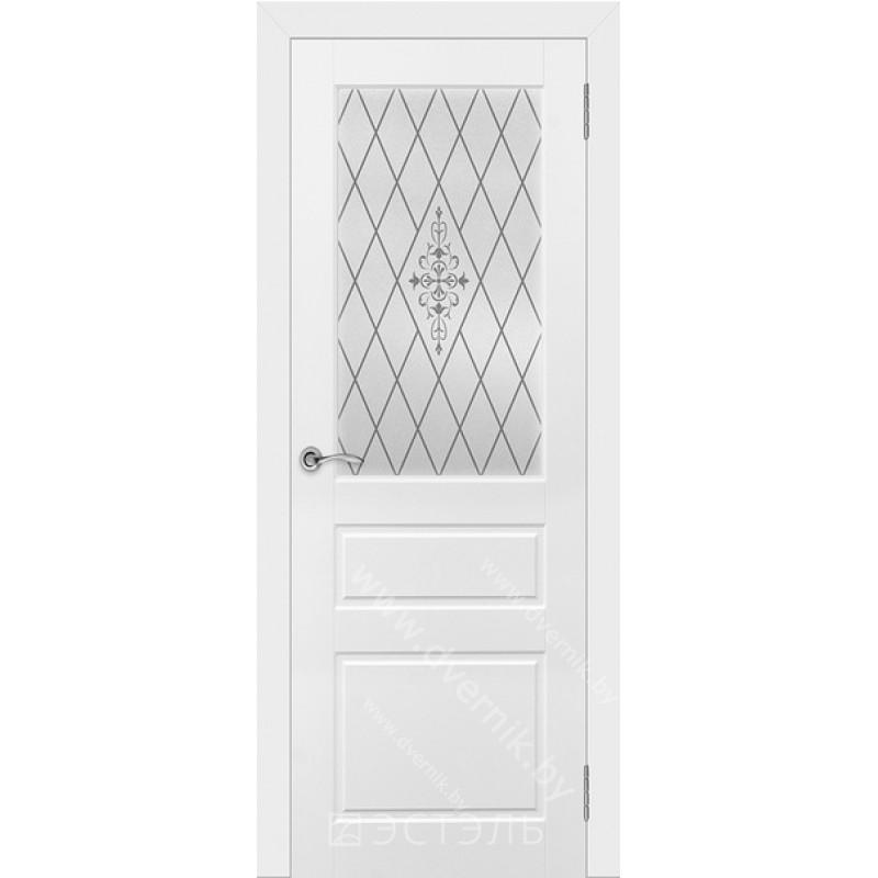Межкомнатная дверь эмаль Честер ДО