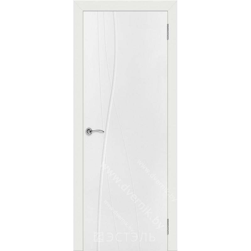 Межкомнатная дверь эмаль Граффити1 ДГ