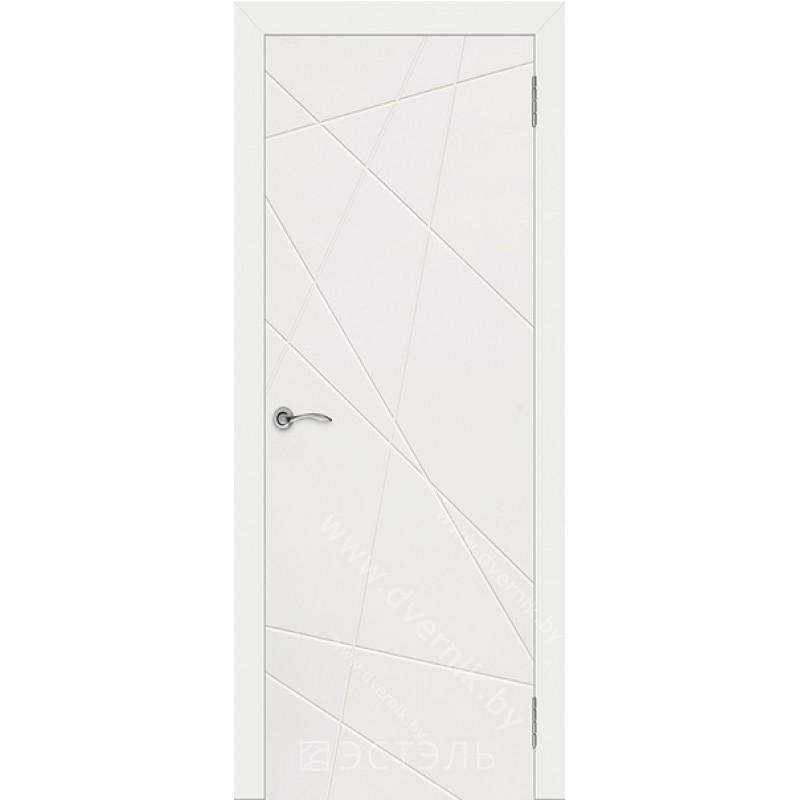 Межкомнатная дверь эмаль Граффити5 ДГ