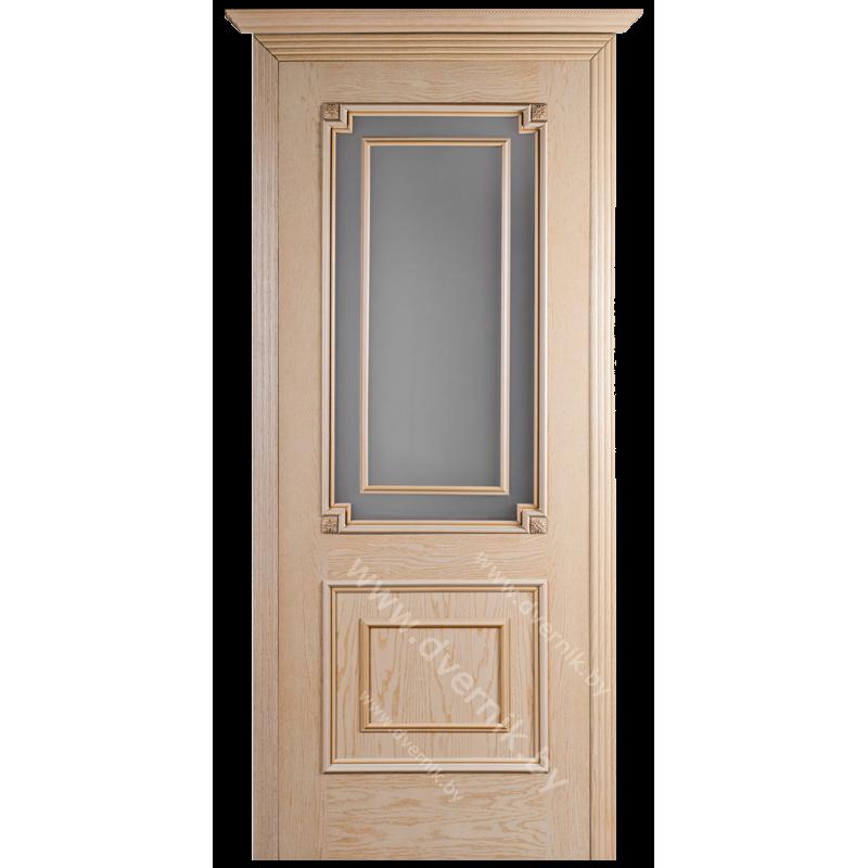 Межкомнатная дверь грандмодерн Александрия ПО
