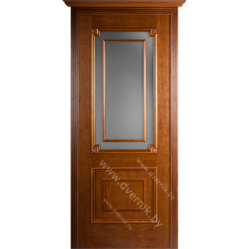 Межкомнатная дверь грандмодерн Биарриц ПО