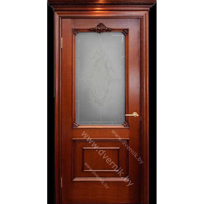 Межкомнатная дверь грандмодерн Бордо ПО