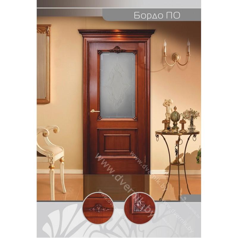 Межкомнатная дверь Бордо ПО