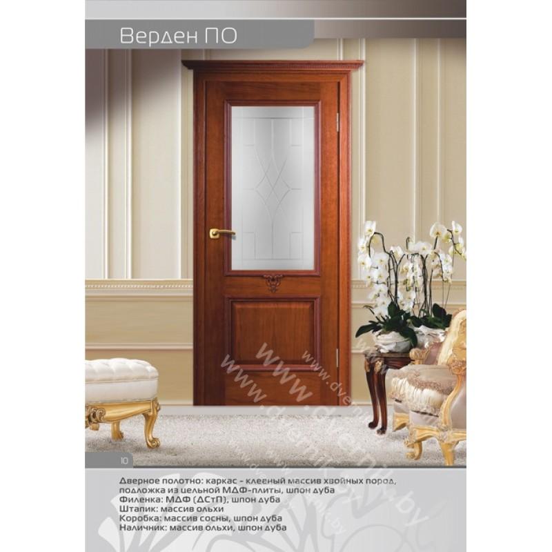 Межкомнатная дверь Венеция  ПО