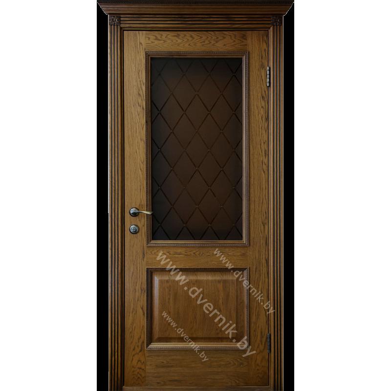 Межкомнатная дверь грандмодерн Шервуд ПО