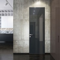 Глянцевая дверь-невидимка