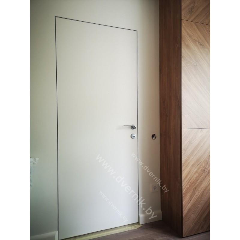 Дверь-невидимка под покраску