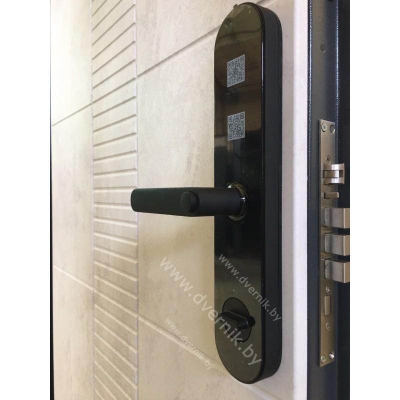 Входная дверь с электронным замком