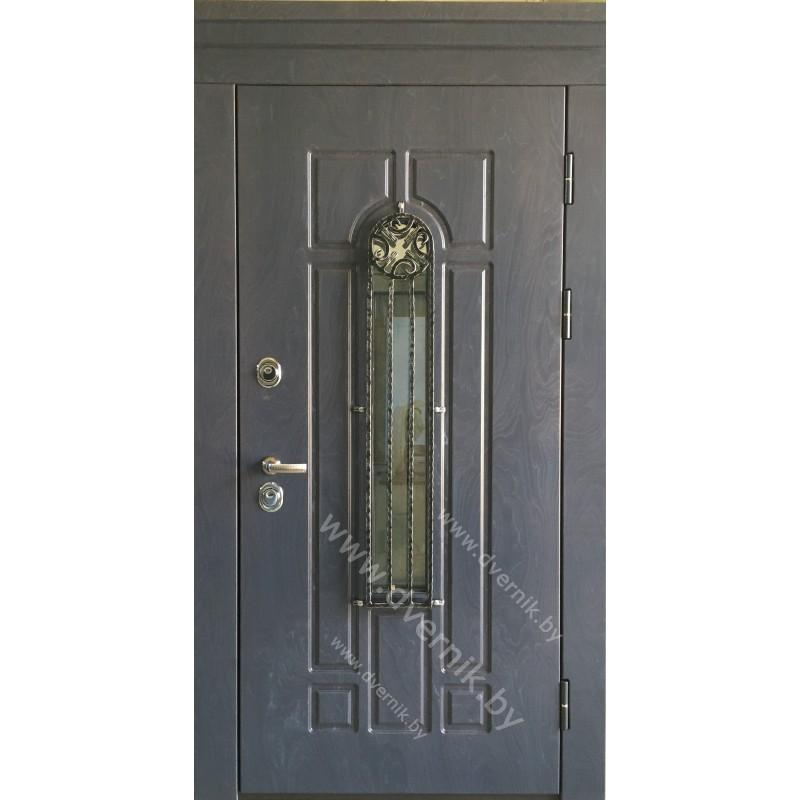 Входная металлическая дверь К-70-3