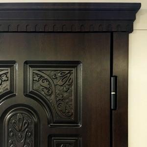 Изготовление и установка дверных капителий