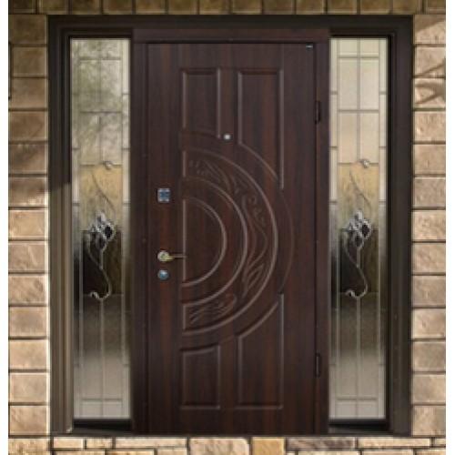 Двери с художественной фрезеровкой