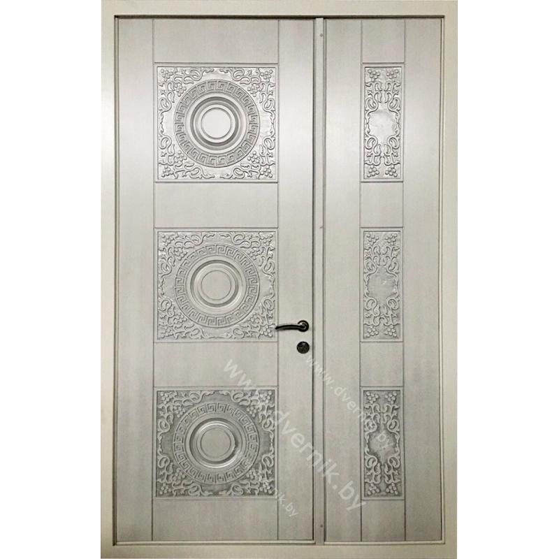 Входная двухстворчатая дверь ХК-7-ДВ