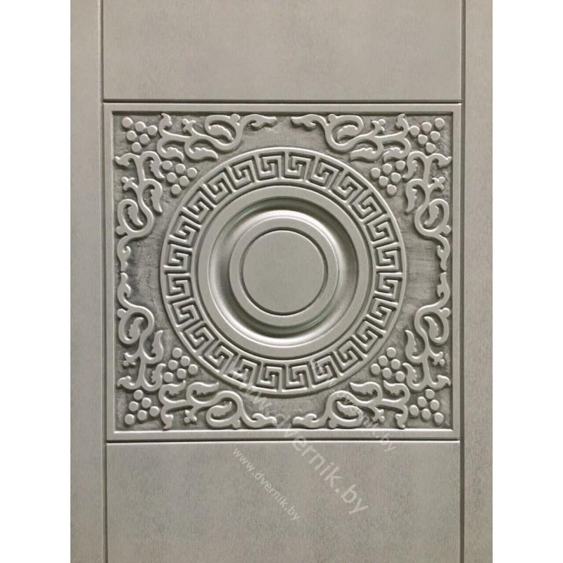 Элемент художественной фрезеровки входной двери ХК-7-ДВ